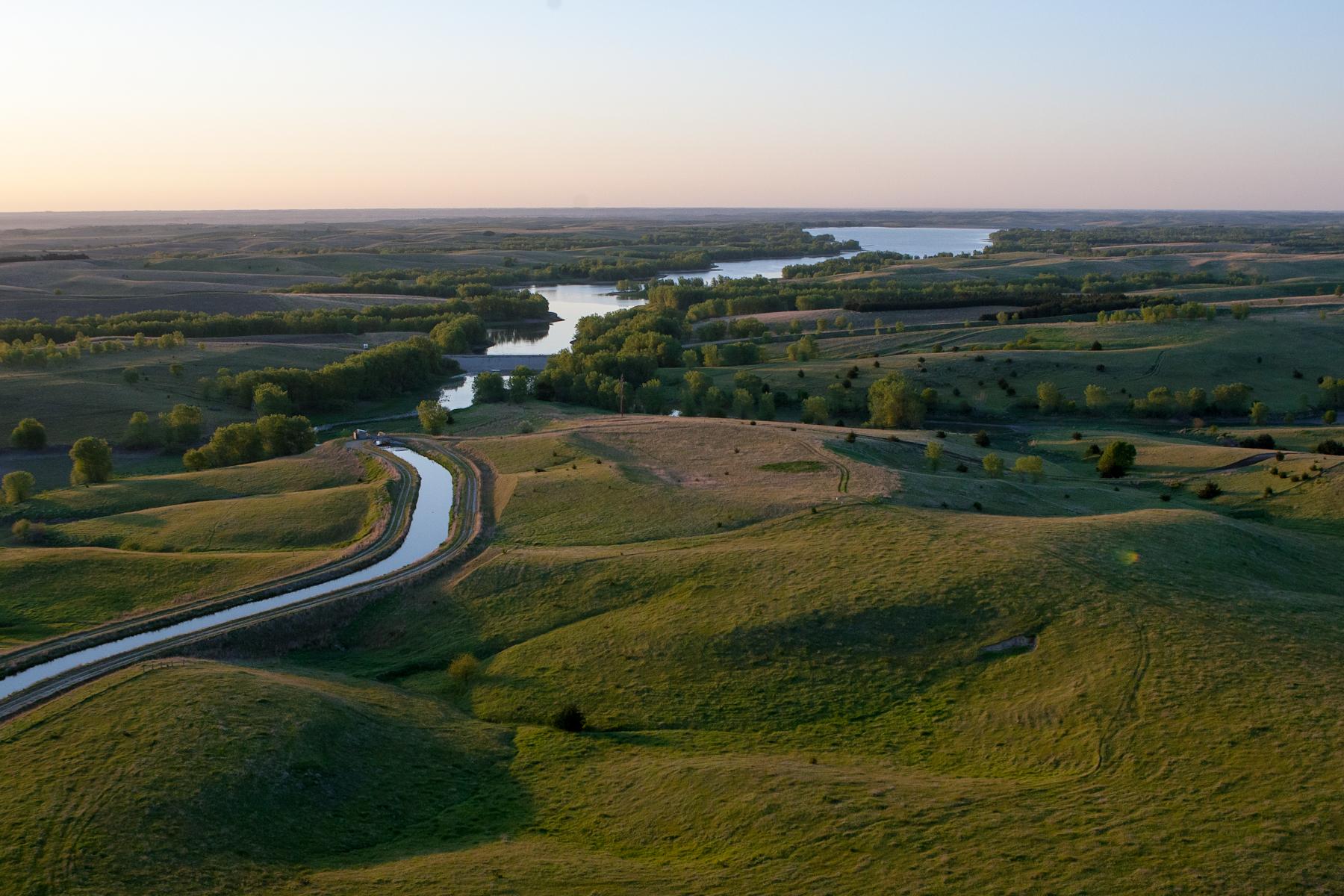 Ord Nebraska 187 Loup Rivers Scenic Byway