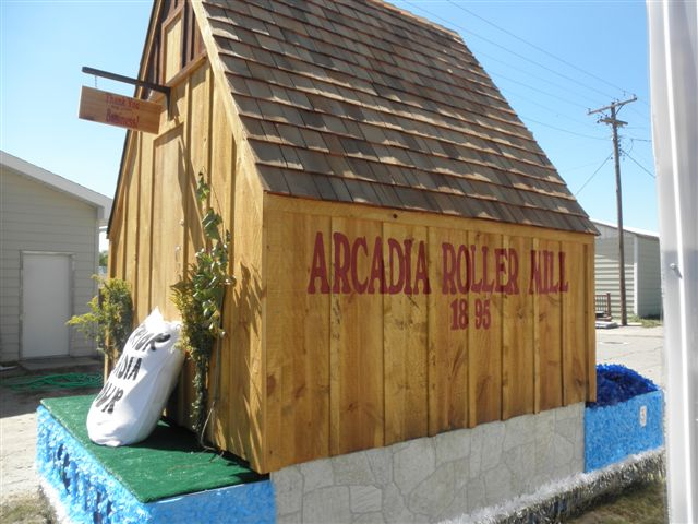 Arcadia Roller Mill - Arcadia Fall Festival
