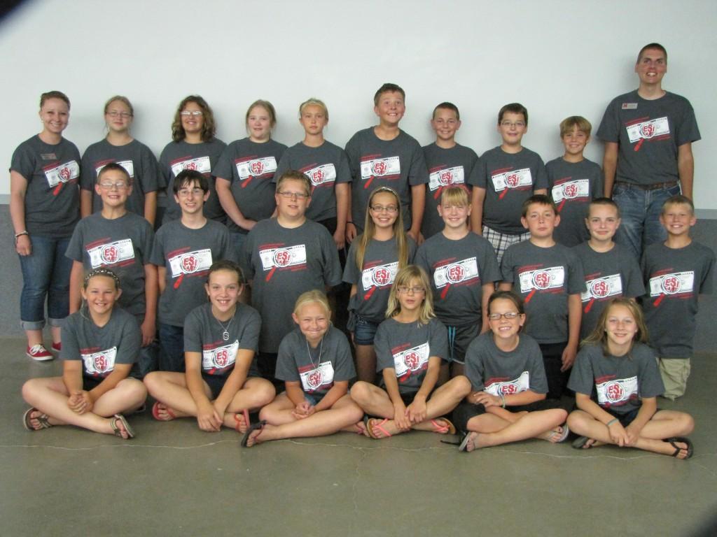 2012 Camp Participants