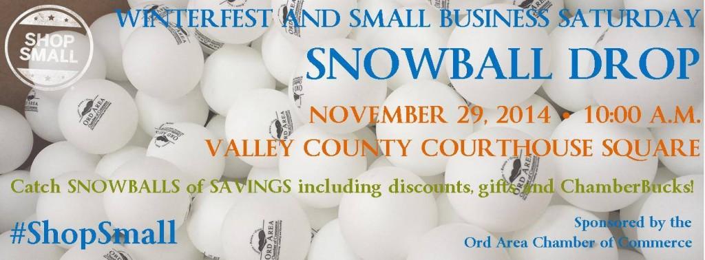Snowball Drop